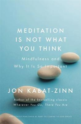 Meditation is Not What You Think - Mindfulness and Why It Is So Important (BOK)