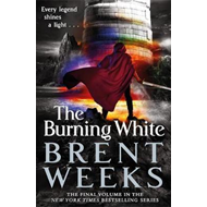 Produktbilde for The Burning White - Book Five of Lightbringer (BOK)