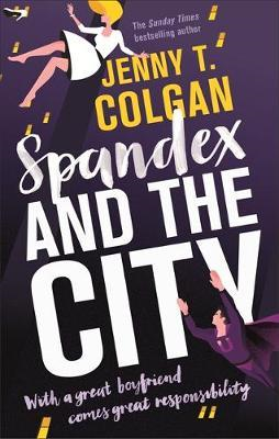 Spandex and the City (BOK)