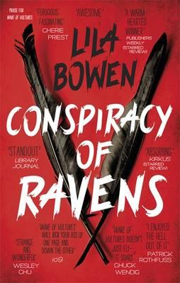 Conspiracy of Ravens (BOK)