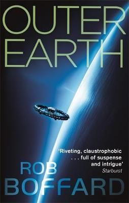 Outer Earth: The Complete Trilogy (BOK)