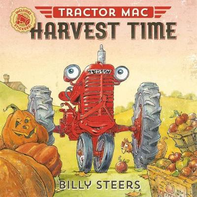 Tractor Mac Harvest Time (BOK)