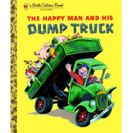 Happy Man and His Dump Truck (BOK)