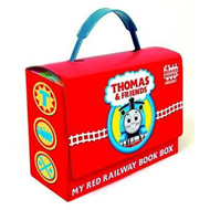 Thomas and Friends: My Red Railway Book Box (Thomas & Friend (BOK)
