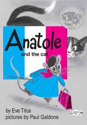 Anatole and the Cat (BOK)