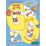 Richard Scarry's Books on the Go (BOK)