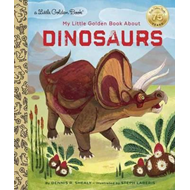 My Little Golden Book About Dinosaurs (BOK)