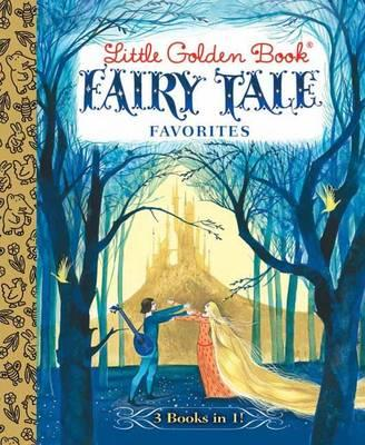 Little Golden Book Fairy Tale Favorites (BOK)
