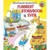 Richard Scarry's Funniest Storybook Ever! (BOK)