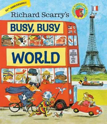 Richard Scarry's Busy, Busy World (BOK)