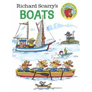 Richard Scarry's Boats (BOK)