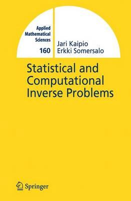Statistical and Computational Inverse Problems (BOK)