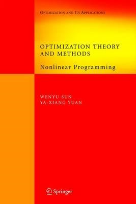 Optimization Theory and Methods (BOK)