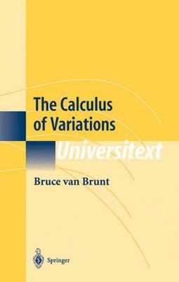 Calculus of Variations (BOK)