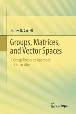 Groups, Matrices, and Vector Spaces (BOK)