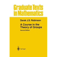 Course in the Theory of Groups (BOK)