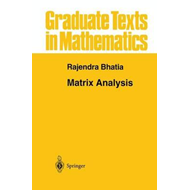 Matrix Analysis (BOK)