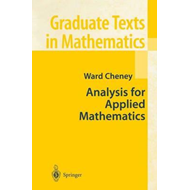 Analysis for Applied Mathematics (BOK)