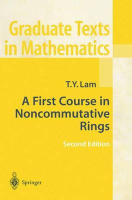First Course in Noncommutative Rings (BOK)