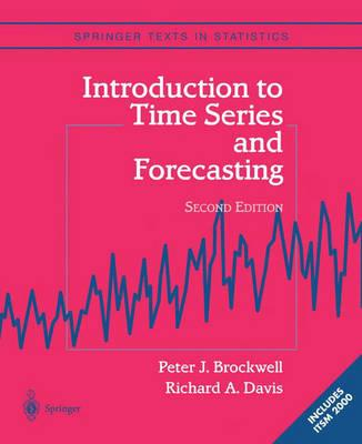 Introduction to Time Series and Forecasting (BOK)