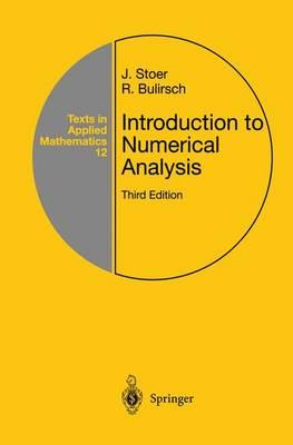 Introduction to Numerical Analysis (BOK)