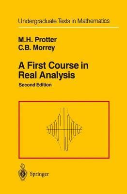 First Course in Real Analysis (BOK)