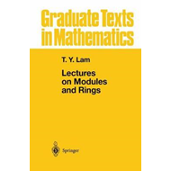 Lectures on Modules and Rings (BOK)