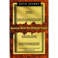 Endangered English Dictionary (BOK)