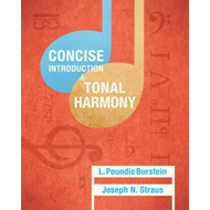 Concise Introduction to Tonal Harmony (BOK)