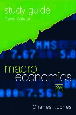 Study Guide for Macroeconomics (BOK)