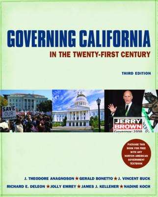 Governing California in the Twenty-First Century (BOK)