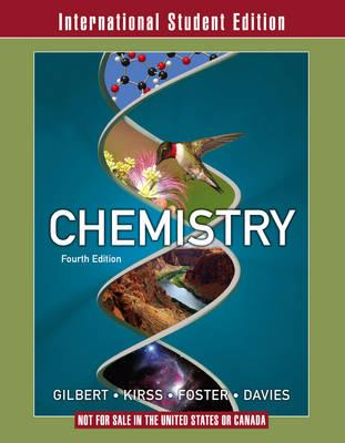 Chemistry: The Science in Context (BOK)