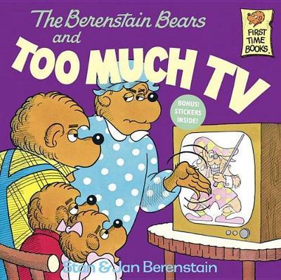 Berenstain Bears and Too Much TV (BOK)