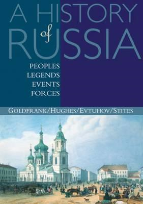 History of Russia (BOK)