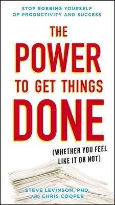 Power to Get Things Done (BOK)