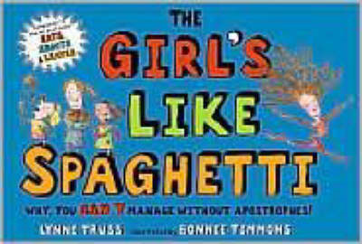 Girl's Like Spaghetti (BOK)