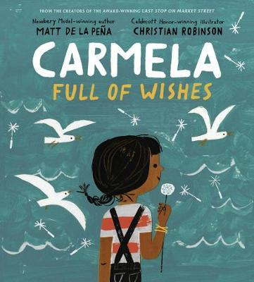 Carmela Full Of Wishes (BOK)