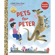 Pets for Peter Book and Puzzle (BOK)