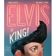 Produktbilde for Elvis Is King! (BOK)