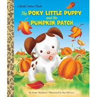 Poky Little Puppy and the Pumpkin Patch (BOK)