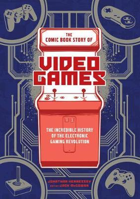 Comic Book Story of Video Games (BOK)