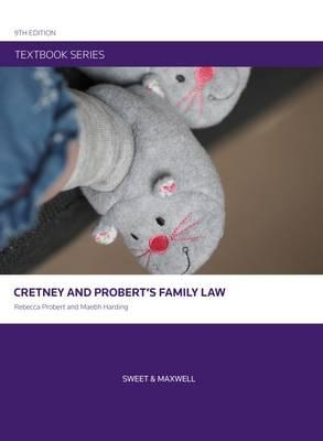 Cretney and Probert's Family Law (BOK)