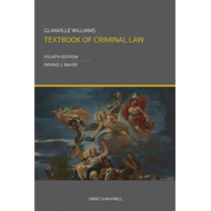 Glanville Williams Textbook of Criminal Law (BOK)