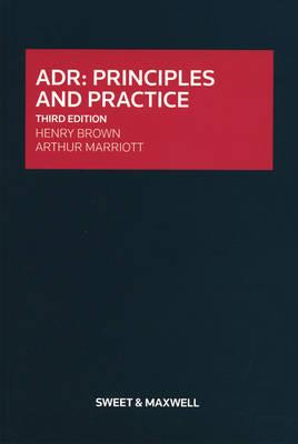 ADR: Principles and Practice (BOK)