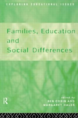 Families, Education amd Social Differences (BOK)