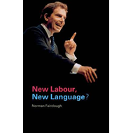 New Labour, New Language? (BOK)