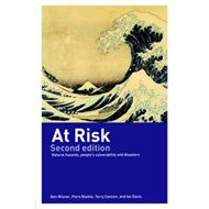 At Risk: Natural Hazards, People's Vulnerability and Disasters (BOK)