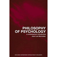 Philosophy of Psychology: A Contemporary Introduction (BOK)