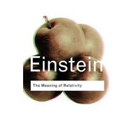 Meaning of Relativity (BOK)