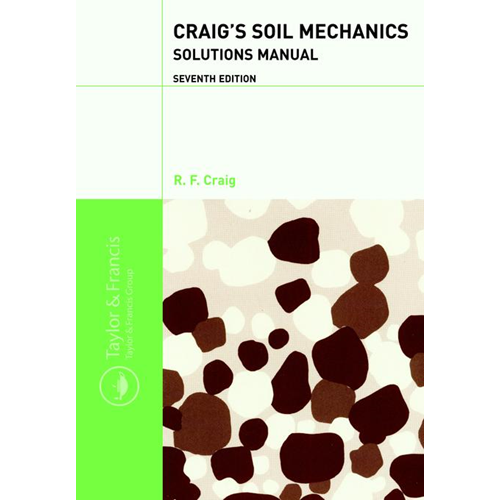 Craigs Soil Mechanics (BOK)